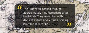 Ramadan in History