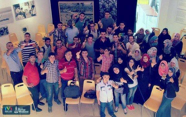 Gaza 4.0 Startup Weekend for entrepreneurs