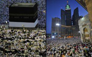 Pics: Pilgrims in Makkah for Hajj 1435/2014