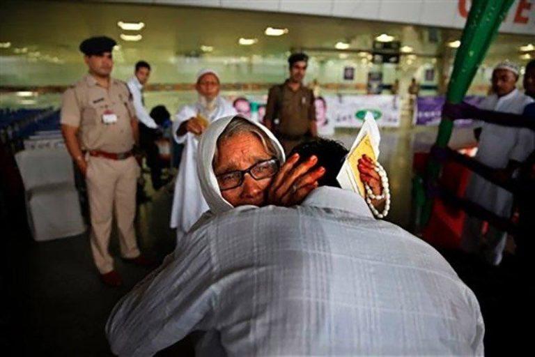 Pics: Pilgrims leave for Hajj 1435/2014