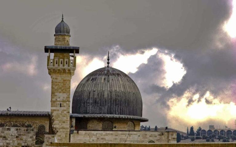Al Aqsa Mosque Through The Ages