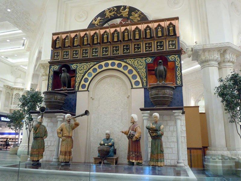 Water Clocks & How Al Jazari's Castle Clock Works