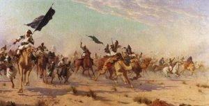 Muslim Battles During Ramadan