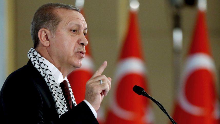 Protect Jerusalem, says Erdogan