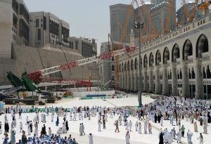 Makkah Criminal Court Drops Crane Case Citing Lack Of Jurisdiction