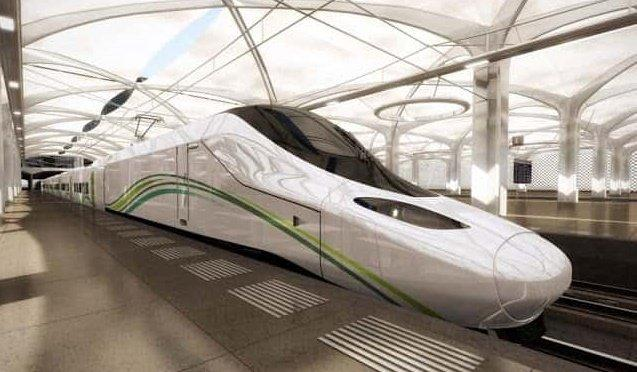 Makkah-Madinah Haramain Train To Start This Year