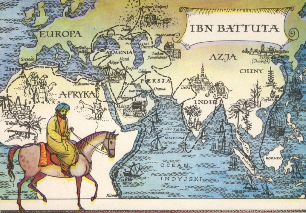 Ibn Battuta's travel to China
