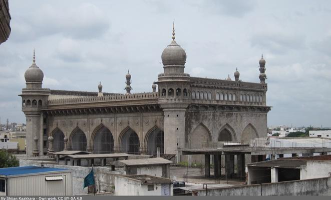 Mosque in Hyderabad