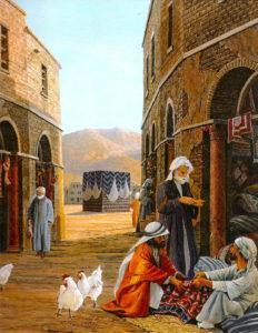 kaaba painting