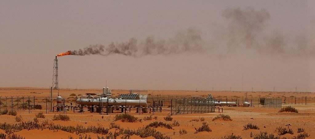 saudi aramco wells