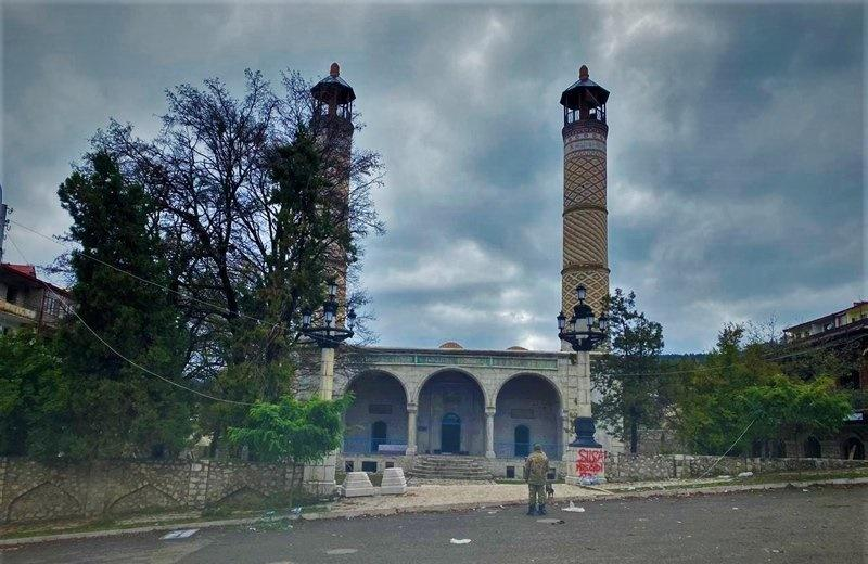 Shusha Mosque