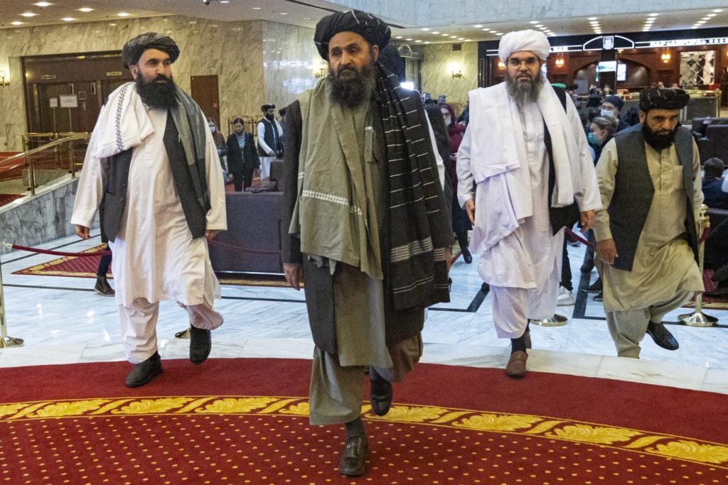 taliban in russia