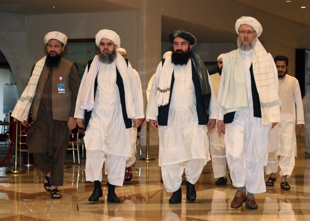 taliban in Qatar