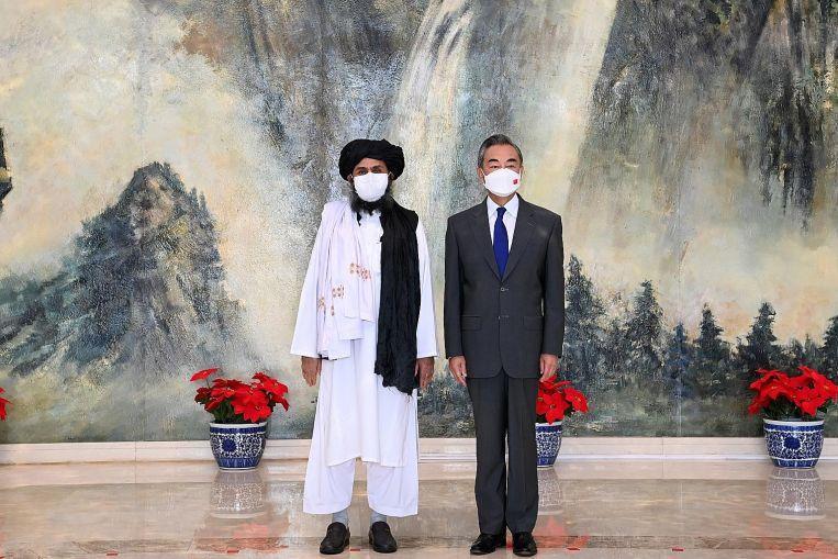 china-taliban